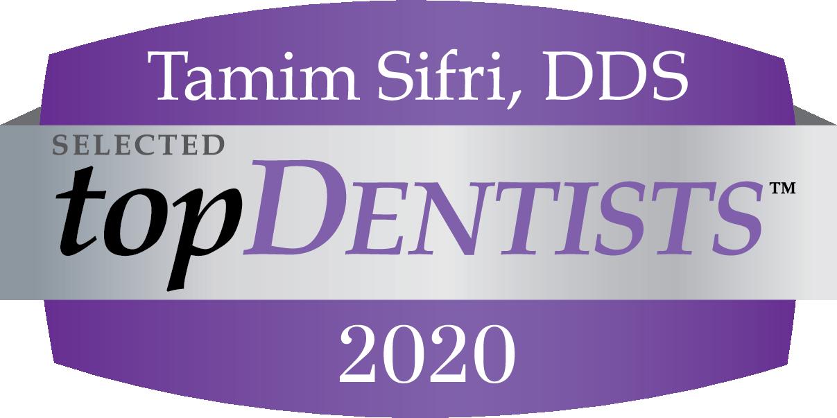 Top Dentist Dr. Tamim Sifri
